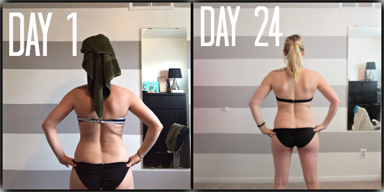 24 day advocare challenge results