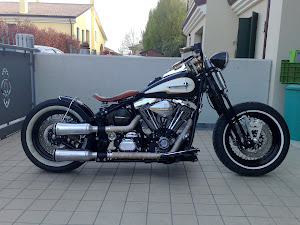 1992 Softail Fat Boy
