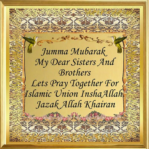 Stargth Vupak2009 Jumma Mubarak To All