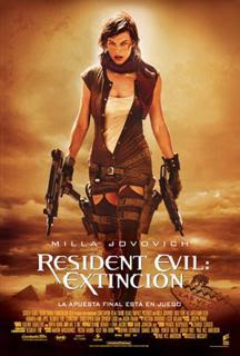 descargar Resident Evil 3: Extinción (2007), Resident Evil 3: Extinción (2007) español