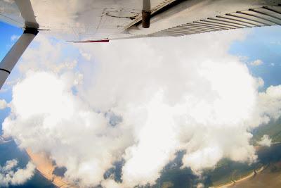 St. Peter-Ording: Fotos eines Tandem-Fallschirmabsprunges über dem ordinger Strand 6