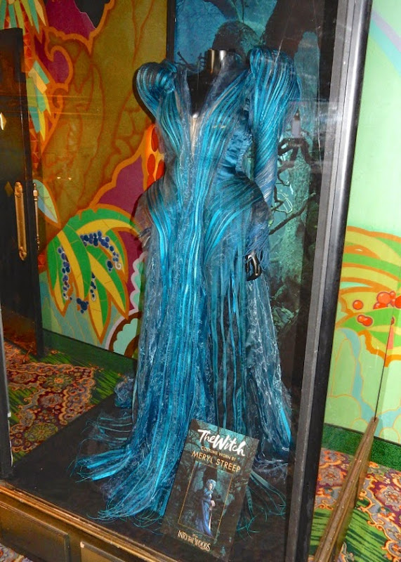 Meryl Streep Into the Woods Good Witch costume