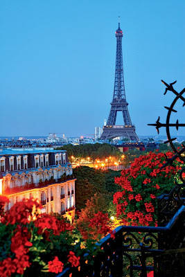 Summer Night in Paris
