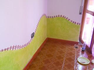 Tutti i colori di cria decorazione muro cameretta - Decorazione parete cameretta ...
