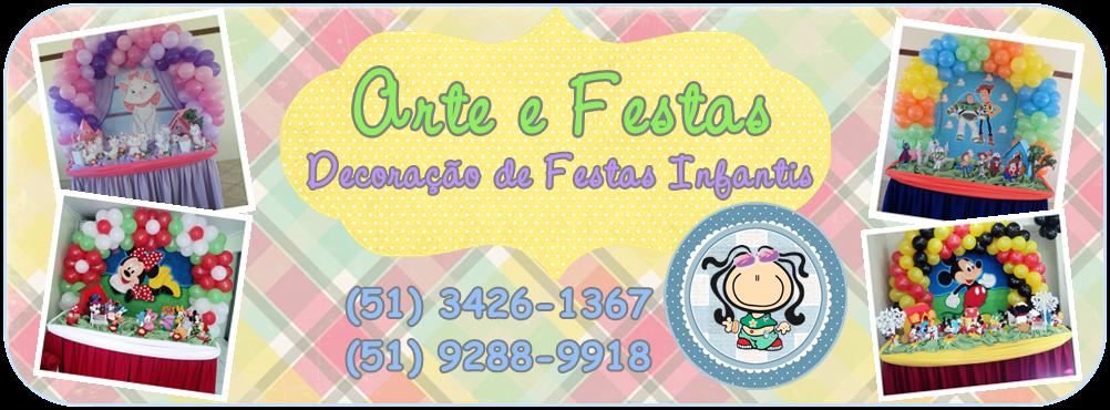 Arte e Festas