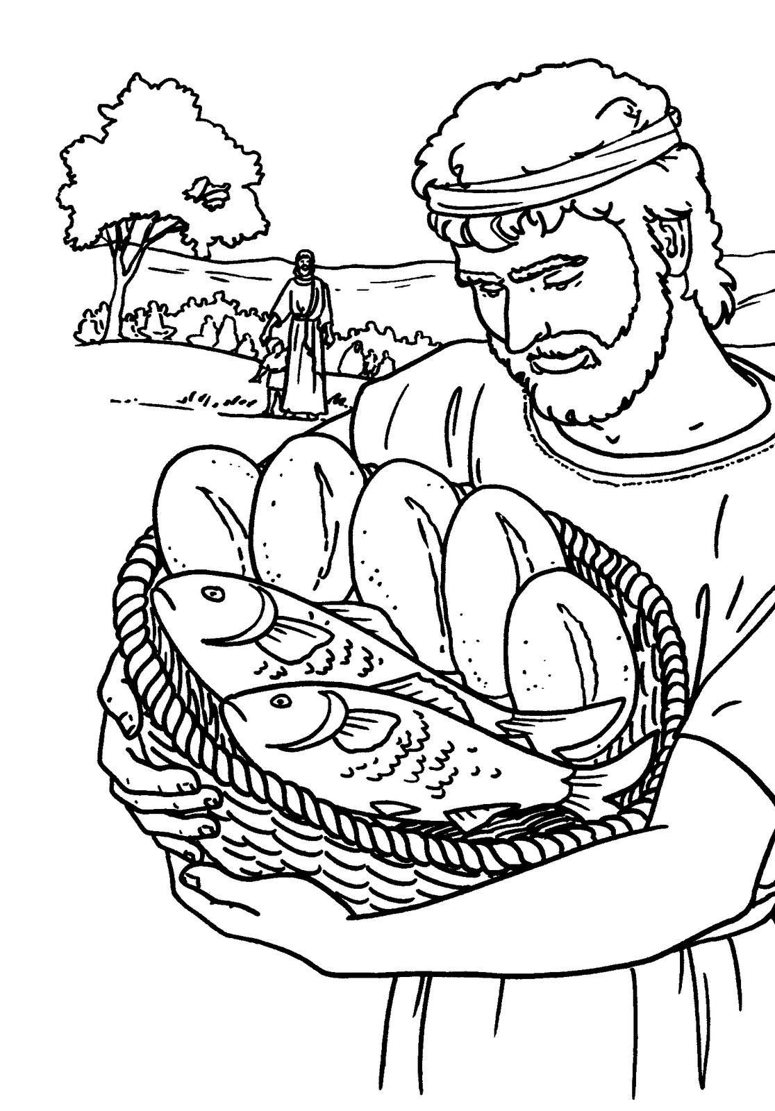 Imagenes Cristianas Para Colorear: Dibujos Para Colorear De ...