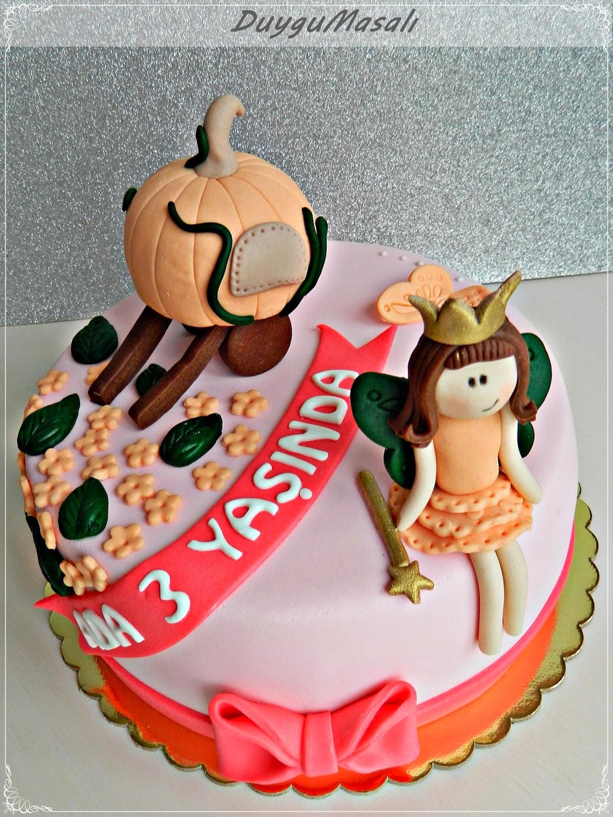 çocuklar için butik pasta