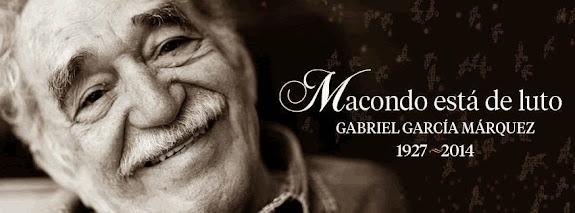 Hasta siempre Gabo!!!