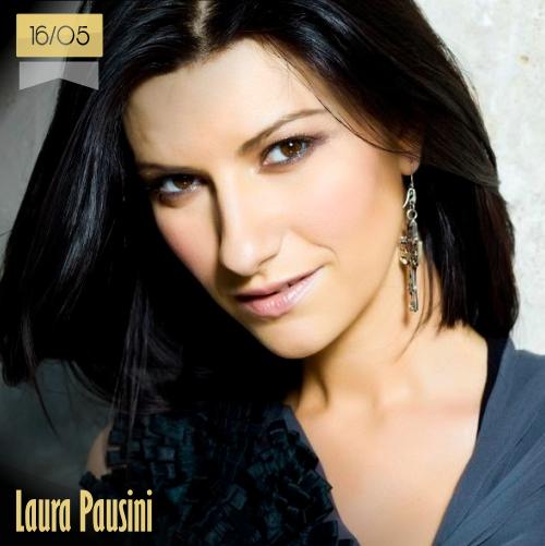 16 de mayo | Laura Pausini - @LauraPausini | Info + vídeos