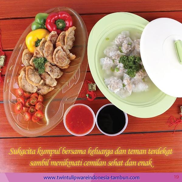 Chef's Corner : Dumpling Ayam
