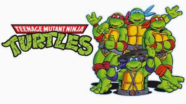 la serie de animación de las tortugas ninja