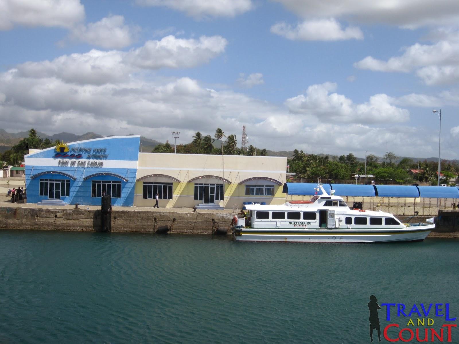 San Carlos City Pier Negros Occidental