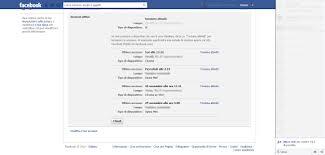 Password Amici Facebook
