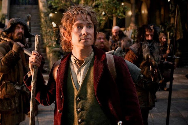 imagen de bilbo en el hobbit un inesperado viaje