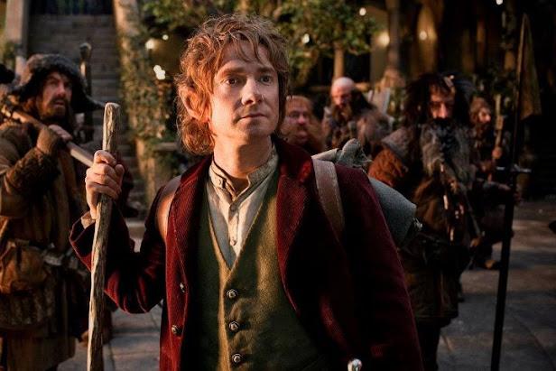imagen de bilbo en el hobbit un inesperado viaje