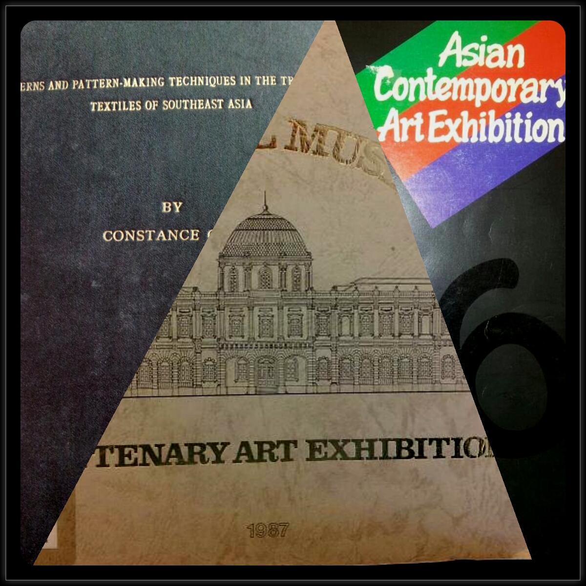 NUS MUSEUM: Diary of an NUS Museum Intern: Nurul Syazwani
