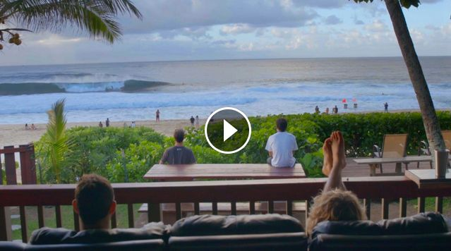 In House at the Volcom Pipe Pro The Gathering Place Part 1