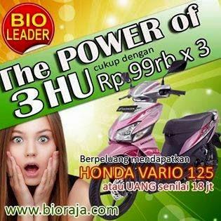 Bioraja, dengan produk unggulan Propolis Bioraja adalah sebuah Bisnis Spektakuler