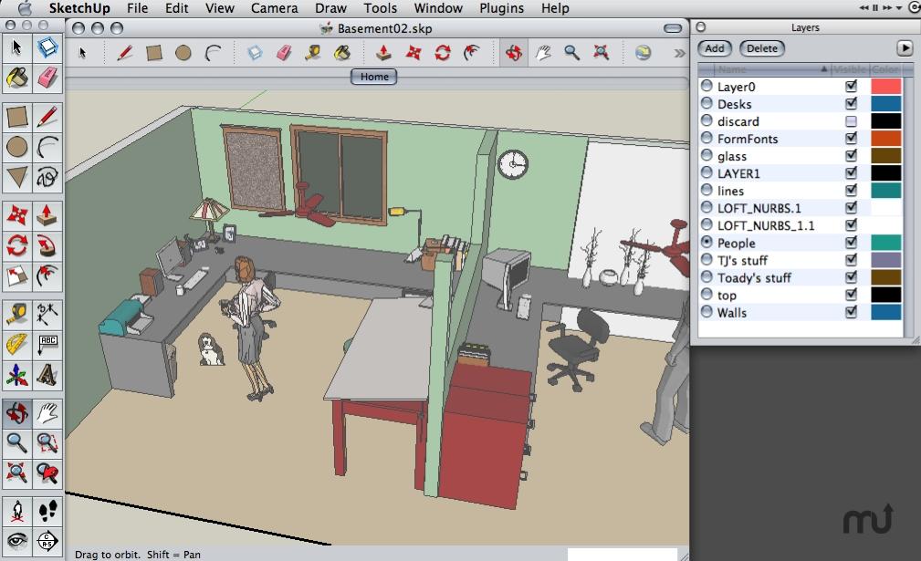 20metriquadri software gratuti for Arredare casa software
