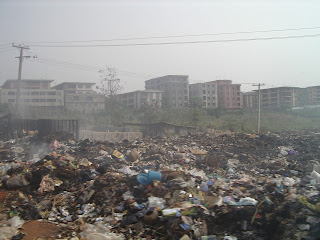 urban trash, nigeria