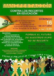 Domingo 16 Octubre 2011 -12:30 horas