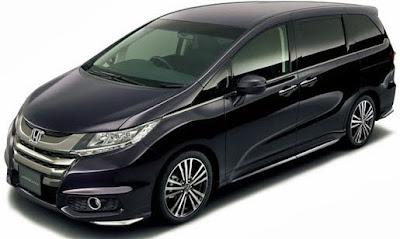 Honda Oddysey terbaru 2013