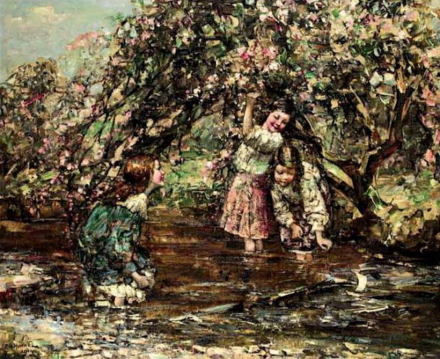 EDWARD ATKINSON HORNEL 42273173_THE_TOY_BOAT%255B1%255D