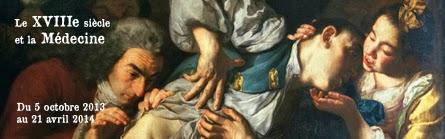 Exposition - Le XVIIIe et La Médecine