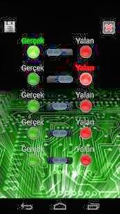 Yalan Makinesi Android Apk Oyun resim 2