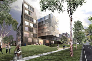 Desain Rumah Minimalis: Apartment flats designs.