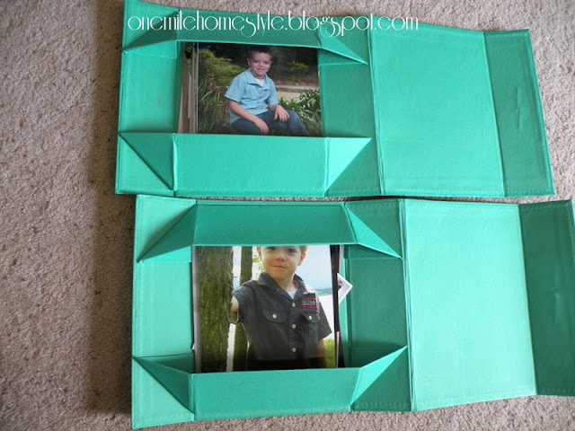 Photo storage boxes