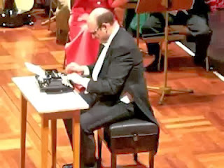 Leroy Anderson (The Typewriter)