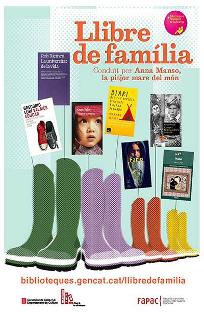Club de lectura virtual FaPaC-Biblioteques de Catalunya