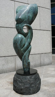 Sculpture by Jean-Jacques Porret