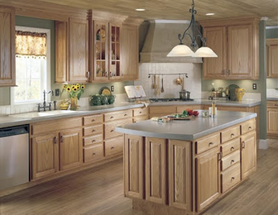 Comfortable home comfortable modern classic kitchen for Classic modern kitchen designs
