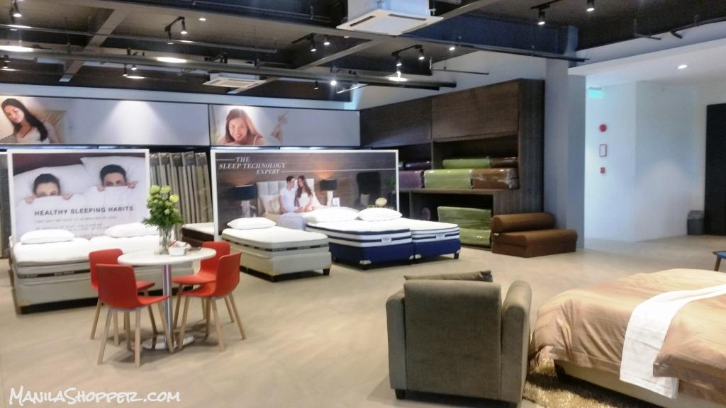 Manila shopper mattress shopping at uratex ronac for Where to shop for mattresses