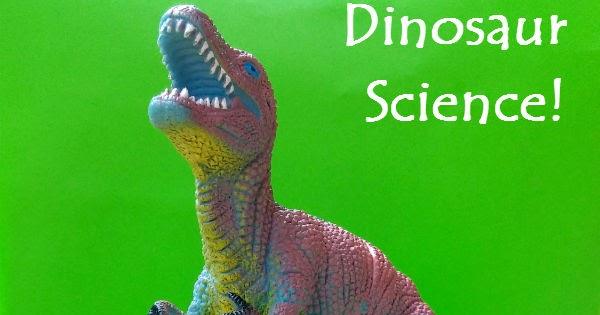 Super Fun Dinosaur Science Activity Preschool Powol Packets