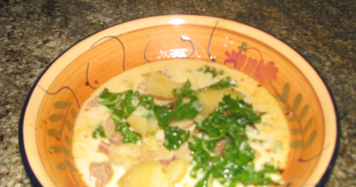 Dee Dee Loves Recipes Olive Garden 39 S Zuppa Toscana Soup