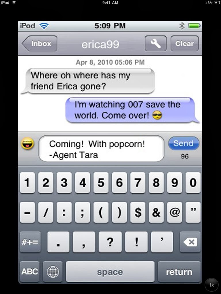 How to forward text messages in iphone