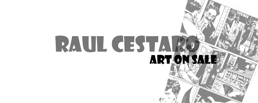 RAUL CESTARO - ART FOR SALE
