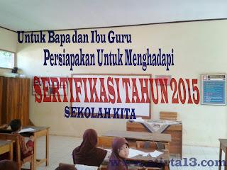 Syarat Sertifikasi Guru Non PNS  dan PNS  PPG Tahun 2015