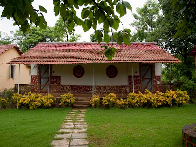 cottages in karjat Annapoorna Farm
