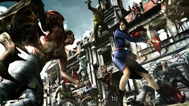 #5 Resident Evil Wallpaper