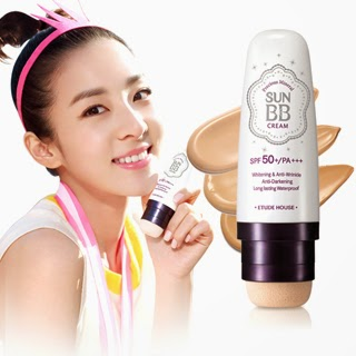 2. Dùng BB cream