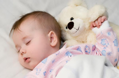 cute little baby kid baby sleeping picture
