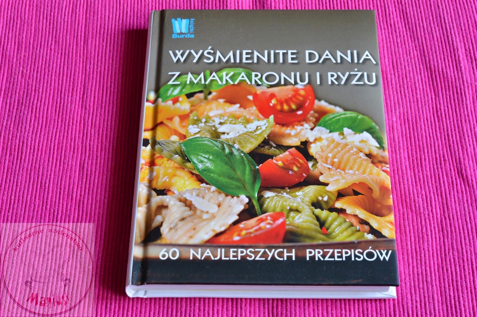 Książka Wyśmienite dania z makaronu i ryżu - recenzja