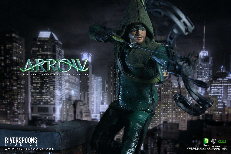 [Riverspoons Studios] Arrow 1/6 scale Riverspoons_01_background