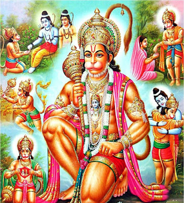 Meeting with Lord Rama