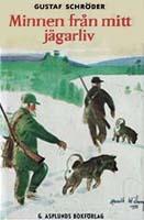 Gustaf Schröder, Minnen från mitt jägarlif. Jagter och skogslif i Dalarne, Asplunds Bokförlag, Stockholm, 1889