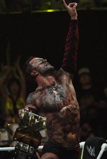 Bullet Club Demon Prince Devitt WWE